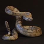Rattlesnake (life size)