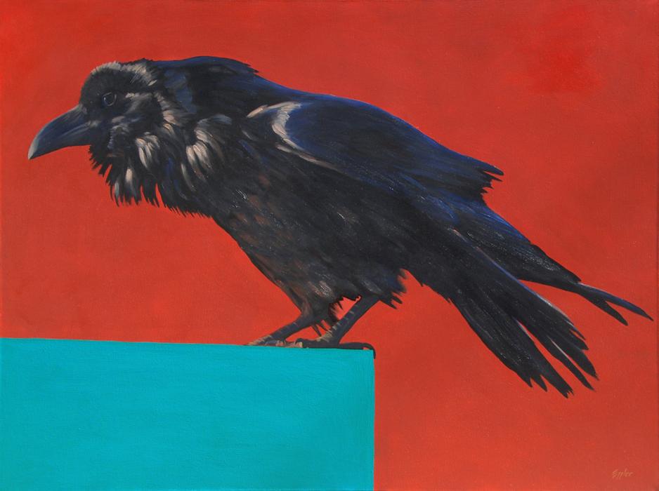 Raven Accepts A Compliment