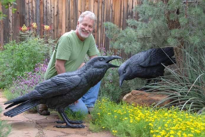 Ravens A&B yard