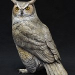 Great Horned Owl I