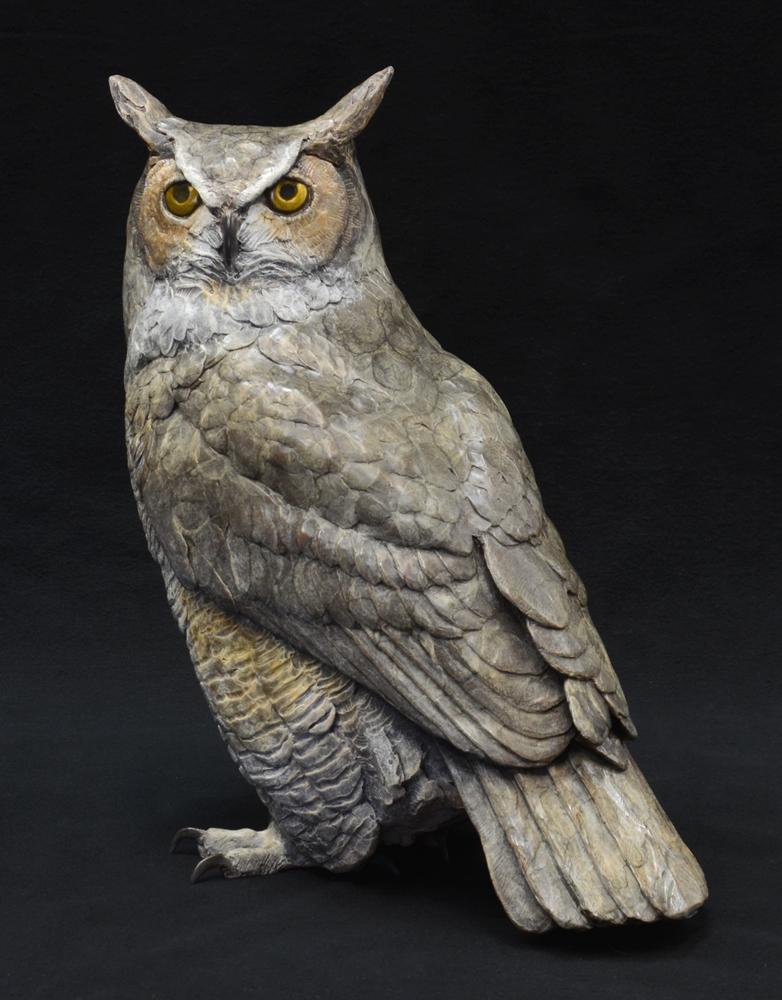 Great Horned Owl I