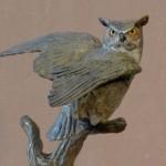 Horned Owl I