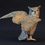 Small Horned Owl III