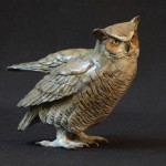 Small Horned Owl IV
