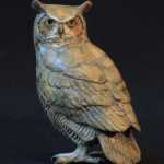 Small Horned Owl V