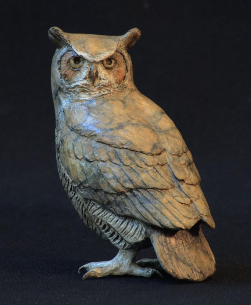 Small Horned Owl V