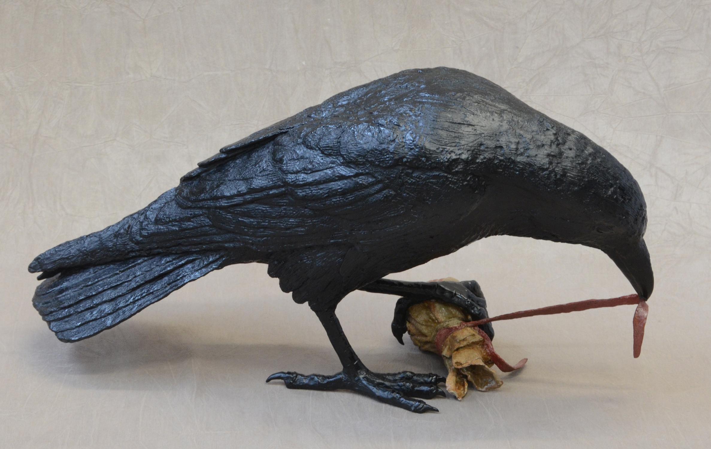 Raven IX D (w/medicine bag)
