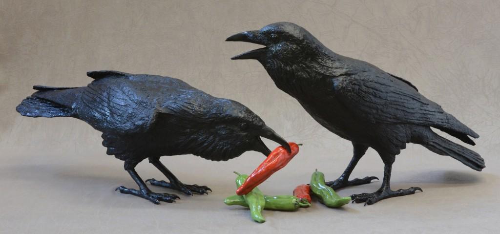 Christmas Ravens (Ravens I E & II E)